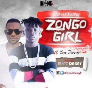 StoneBwoy - Zongo Girl ft. Yaa Pono